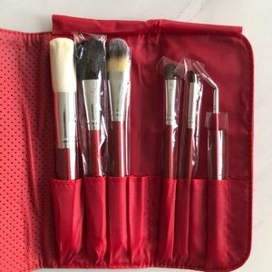 Morphe Brush Set with travel pouch
